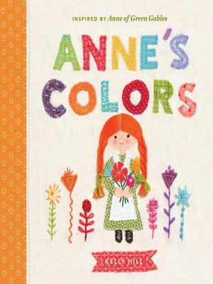 cover image of Anne's Colors