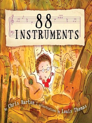 cover image of 88 Instruments