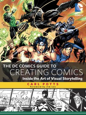 cover image of The DC Comics Guide to Creating Comics