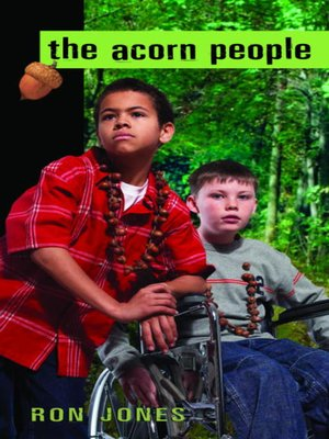 cover image of The Acorn People