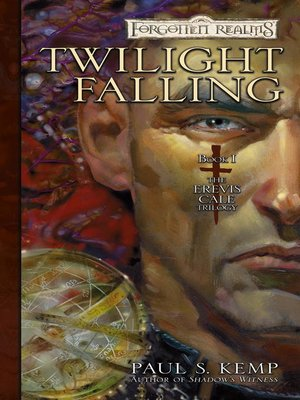 cover image of Twilight Falling