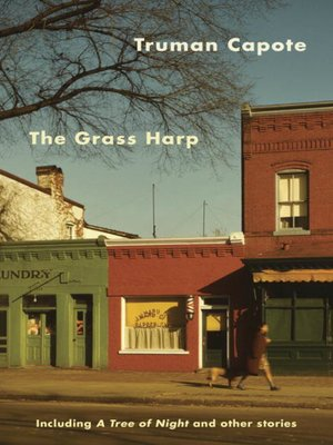 cover image of The Grass Harp