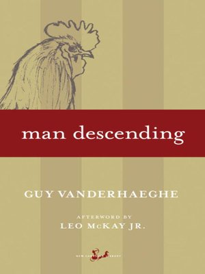 cover image of Man Descending
