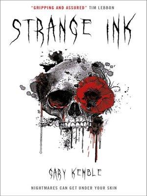 cover image of Strange Ink