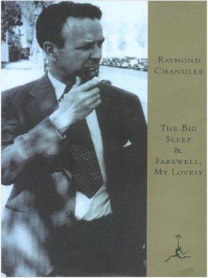 the big sleep by raymond chandler pdf