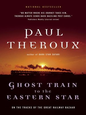 cover image of Ghost Train to the Eastern Star
