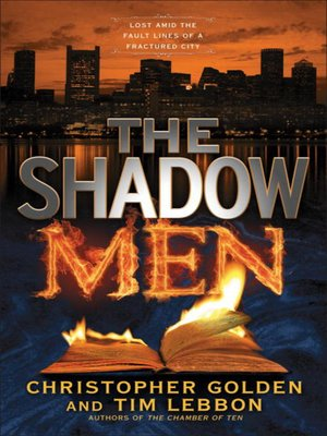 cover image of The Shadow Men