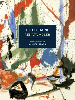 cover image of Pitch Dark