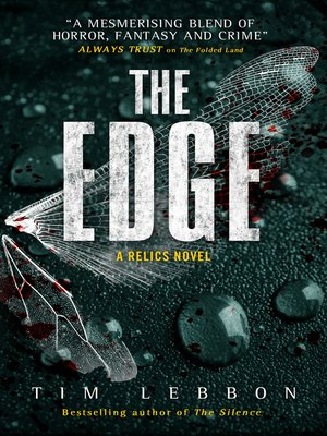 cover image of Relics--The Edge
