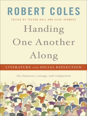 cover image of Handing One Another Along