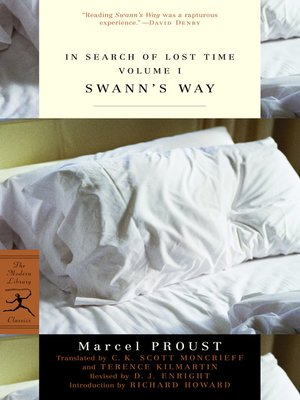 cover image of In Search of Lost Time, Volume I