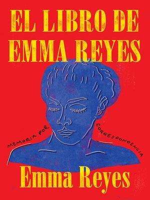 cover image of El libro de Emma Reyes