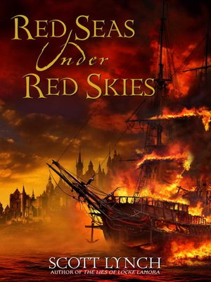 cover image of Red Seas Under Red Skies
