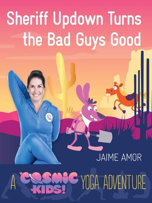 cover image of Sheriff Updown Turns the Bad Guys Good