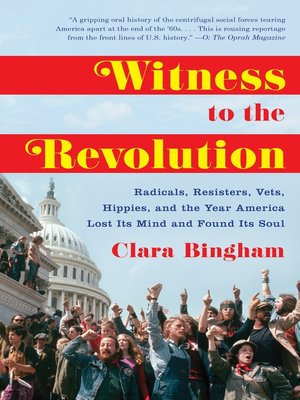 cover image of Witness to the Revolution