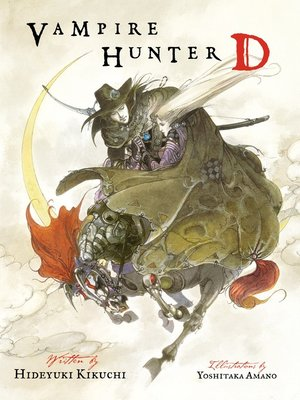 cover image of Vampire Hunter D