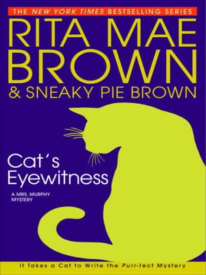 cover image of Cat's Eyewitness