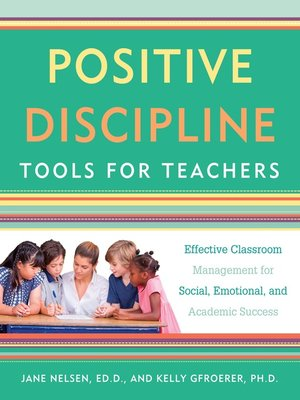 cover image of Positive Discipline Tools for Teachers
