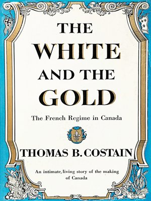 cover image of The White and the Gold