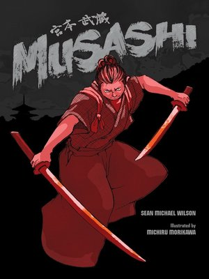 cover image of Musashi (A Graphic Novel)