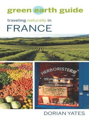 cover image of Traveling Naturally in France