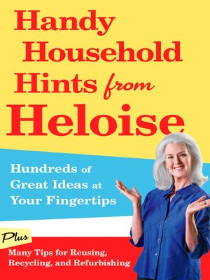 cover image of Handy Household Hints from Heloise