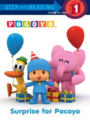 cover image of Surprise for Pocoyo