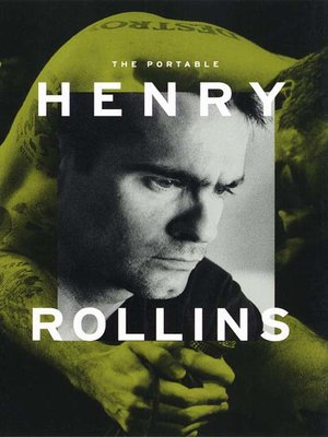 cover image of The Portable Henry Rollins