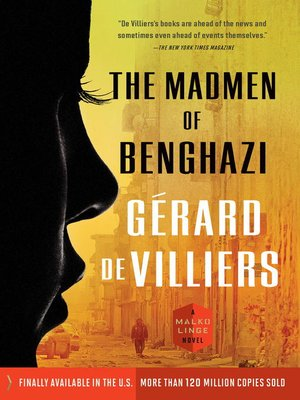 cover image of The Madmen of Benghazi