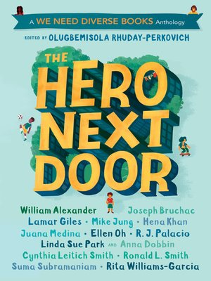 cover image of The Hero Next Door