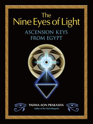 cover image of The Nine Eyes of Light