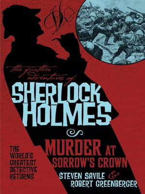 cover image of Murder at Sorrow's Crown