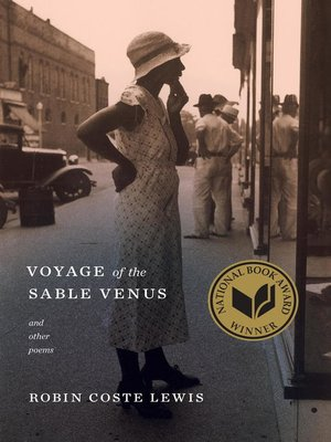 cover image of Voyage of the Sable Venus