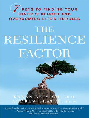 cover image of The Resilience Factor