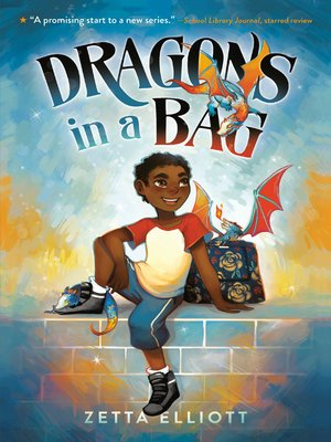 cover image of Dragons in a Bag
