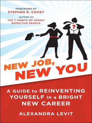cover image of New Job, New You