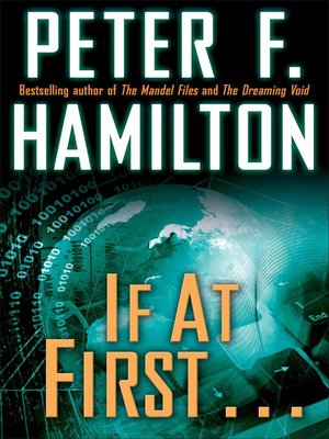 cover image of If at First . . .