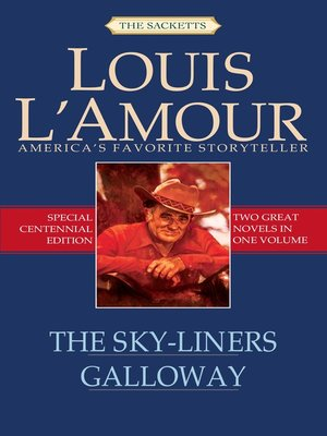cover image of The Sky-Liners & Galloway (2-Book Bundle)