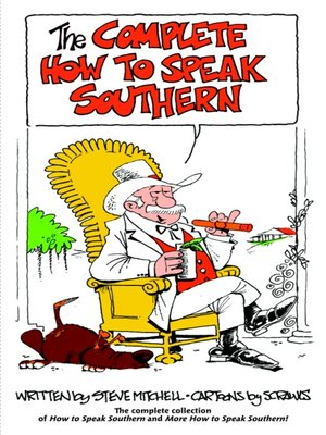 cover image of The Complete How to Speak Southern