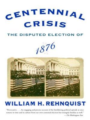 cover image of Centennial Crisis