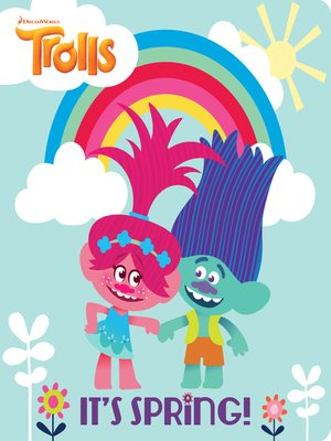 cover image of It's Spring! (DreamWorks Trolls)