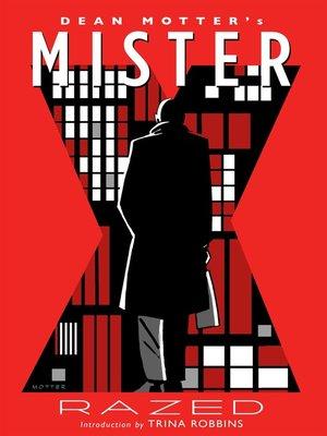 cover image of Mister X: Razed