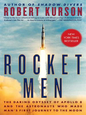 cover image of Rocket Men