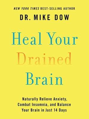 cover image of Heal Your Drained Brain
