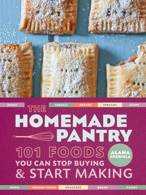 cover image of The Homemade Pantry