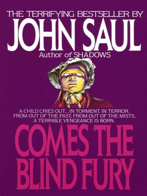 cover image of Comes the Blind Fury