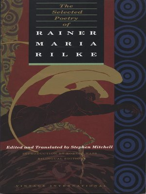 cover image of The Selected Poetry of Rainer Maria Rilke