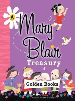 cover image of A Mary Blair Treasury of Golden Books