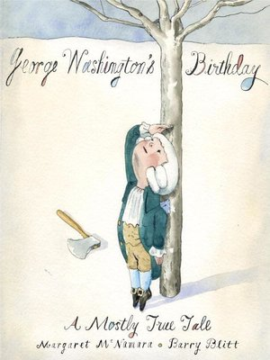cover image of George Washington's Birthday