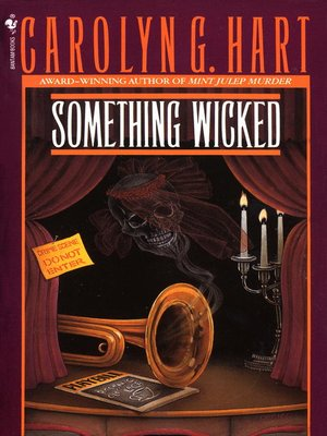 cover image of Something Wicked
